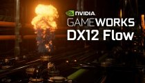 NVIDIA GameWorks Flow con DirectX12