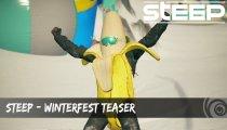 "Steep - Il teaser del DLC ""Winterfest"""