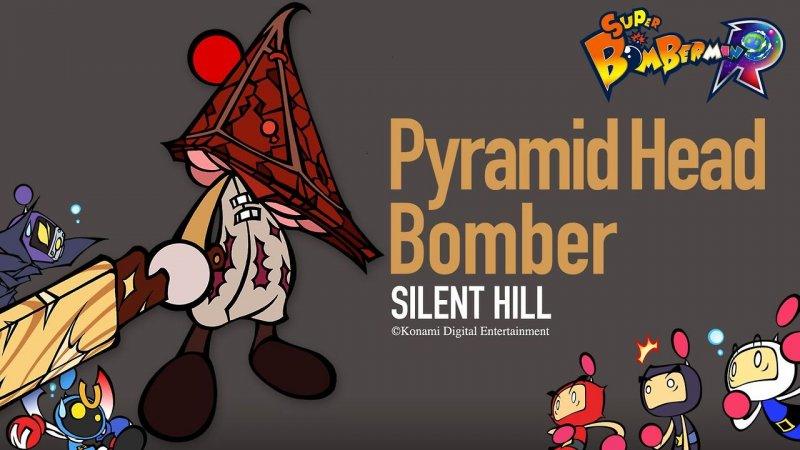 In arrivo personaggi tratti da Castlevania, Silent Hill e Gradius per Super Bomberman R