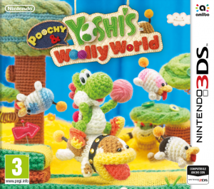 Poochy & Yoshi's Woolly World per Nintendo 3DS