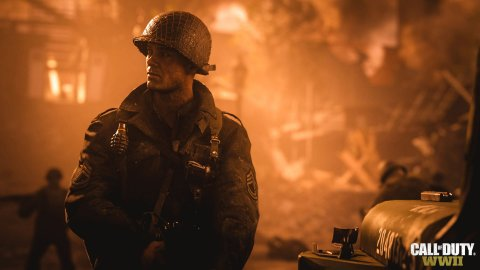 Call of Duty: WWII torna in cima alle classifiche inglesi