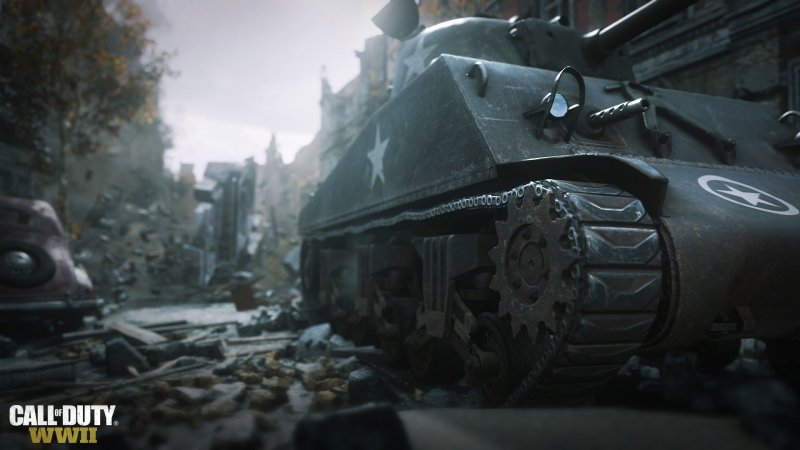 La gente mormora… di Call of Duty: WWII