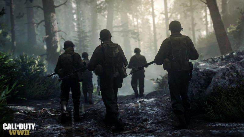 Il ritorno alle origini è l'unica vera novità di Call of Duty: WWII?