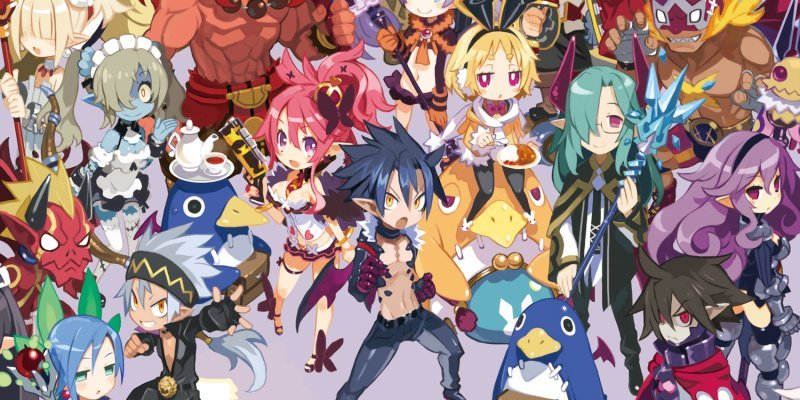 Disgaea 5 Complete ha venduto più di 200.000 copie su Nintendo Switch