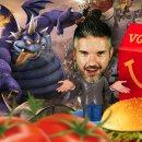 Oggi vedremo Antonio Fucito a pranzo con Dragon Quest Heroes II