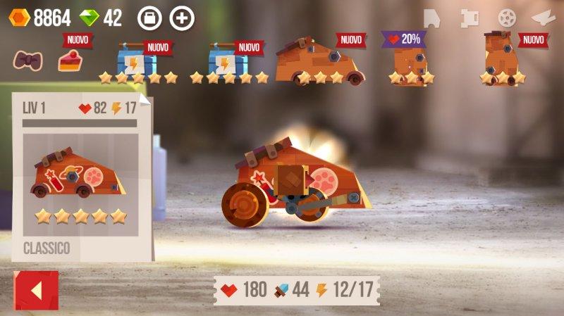 CATS: Crash Arena Turbo Stars - Recensione - iPhone - 182557