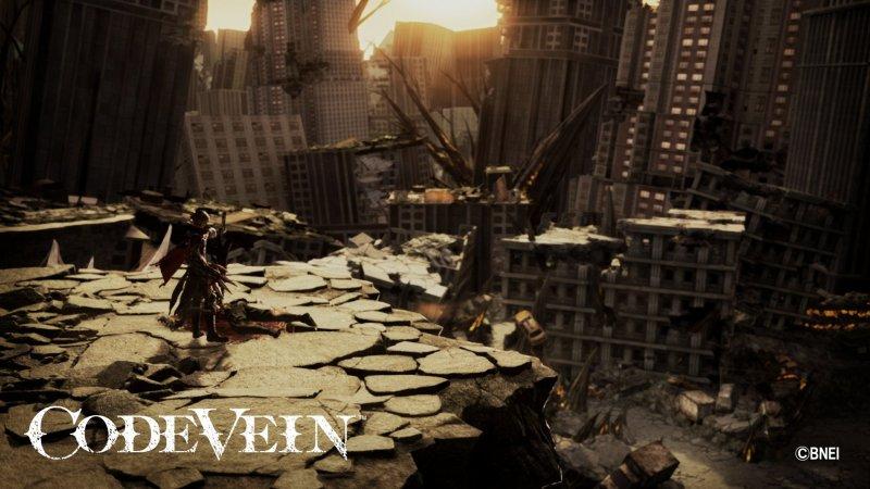 Due nuove immagini di Code Vein in attesa del trailer d'esordio del 2 maggio
