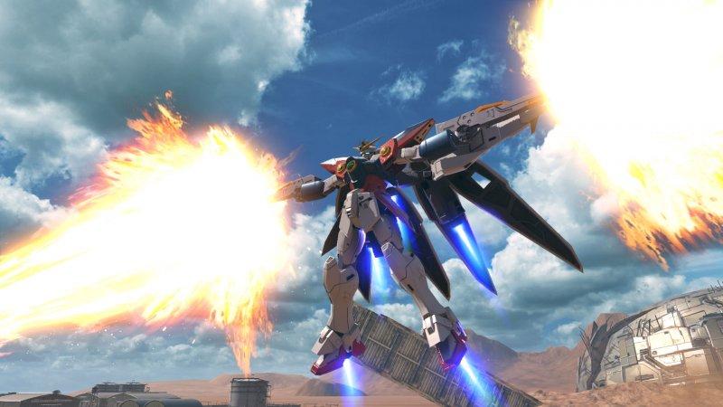 In battaglia coi Mobile Suit nella recensione di Gundam Versus