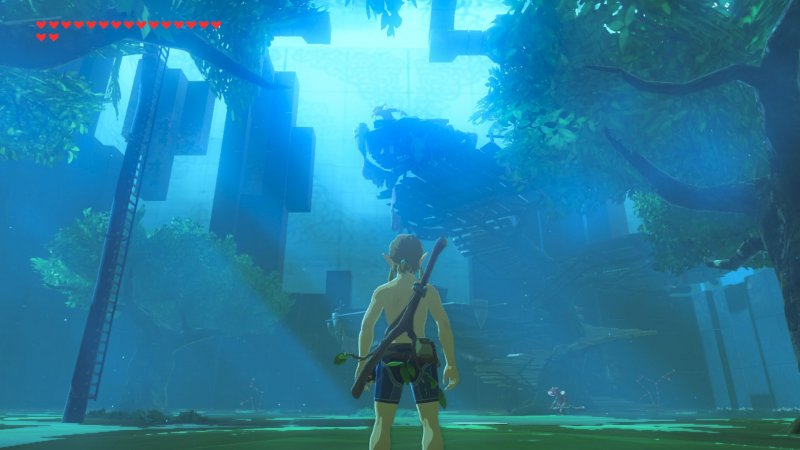Le Prove Leggendarie di Breath of the Wild