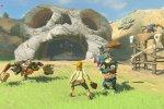 The Legend of Zelda: Breath of the Wild, un giocatore lo ha completato usando solo lo scudo - Notizia