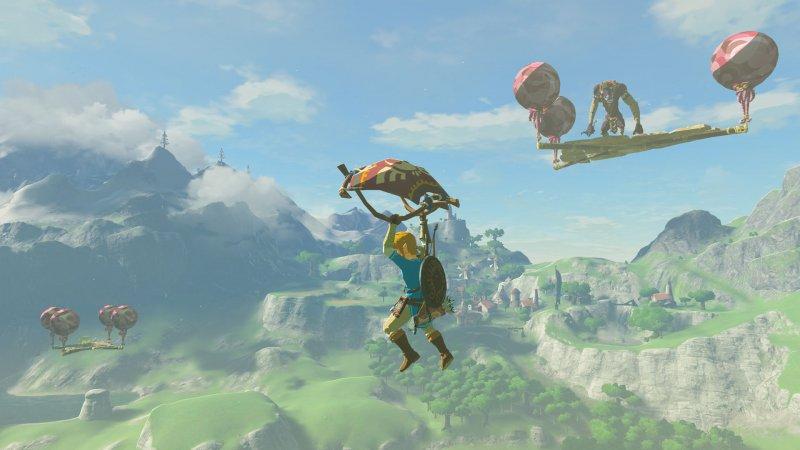 Nintendo ha in programma un live streaming dedicato a The Legend of Zelda: Breath of the Wild per il 12 dicembre