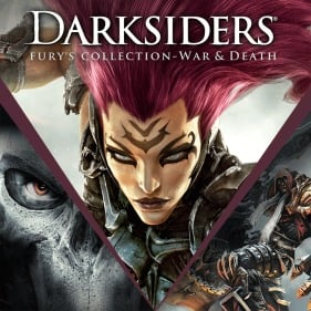 Darksiders: Fury's Collection per PlayStation 4