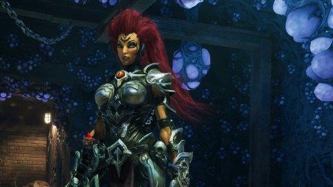 Darksiders III torna a mostrarsi in video con due minuti di gameplay