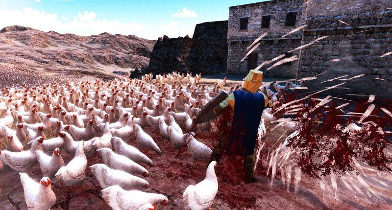 Ultimate Epic Battle Simulator è un fallimento su vasta scala