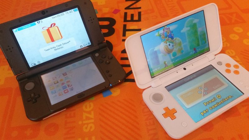 New Nintendo 2DS XL alla prova