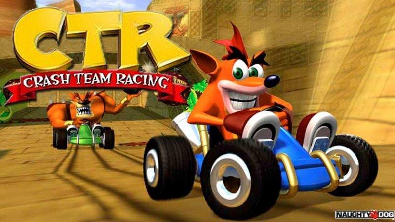Crash Team Racing e il business della nostalgia