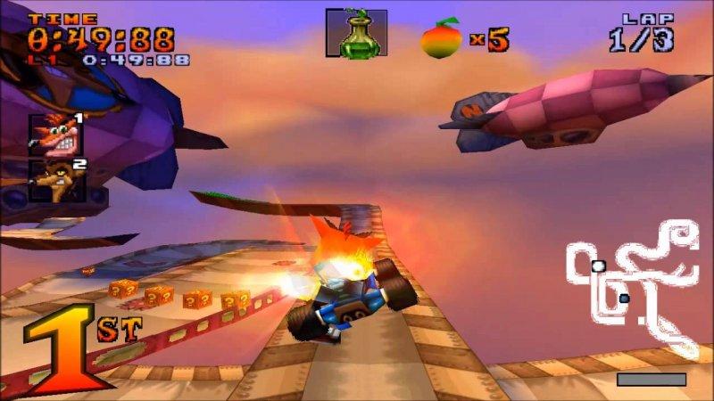 Che fine ha fatto… Crash Team Racing