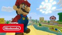 Minecraft: Nintendo Switch Edition - Il trailer del Super Mario Mash-Up Pack