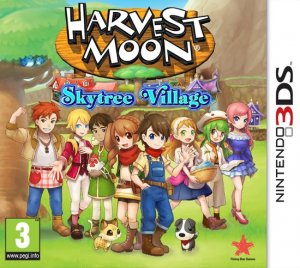 Harvest Moon: Skytree Village per Nintendo 3DS