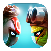 Battle Bay per iPad