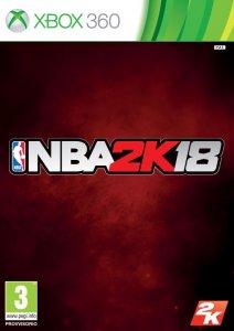 NBA 2K18 per Xbox 360
