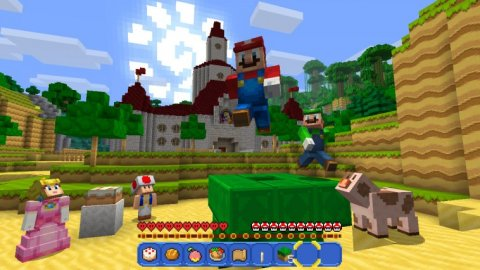 Nintendo Switch: Minecraft the best-selling in Europe in the April eShop ranking