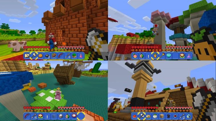 Minecraft ovunque voi siate