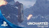 Uncharted: The Nathan Drake Collection - Video sui momenti migliori