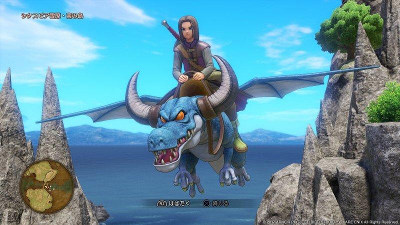 Dragon Quest XI: In Search of Departed Time è entrato in fase Gold, vediamo un nuovo trailer