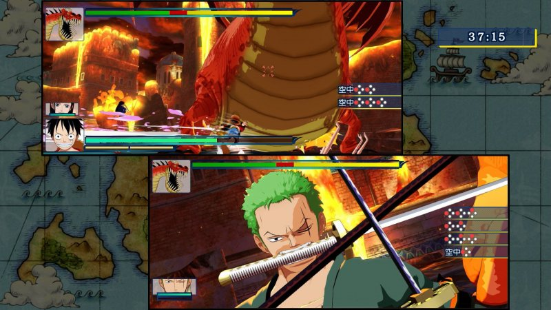 La recensione di One Piece: Unlimited World Red Deluxe Edition