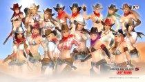 Dead or Alive 5: Last Round - Il trailer dei vestiti da cowgirls sexy