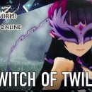 """Accel World Vs. Sword Art Online - Trailer """"The Witch of Twilight"""""""
