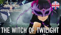 "Accel World Vs. Sword Art Online - Trailer ""The Witch of Twilight"""