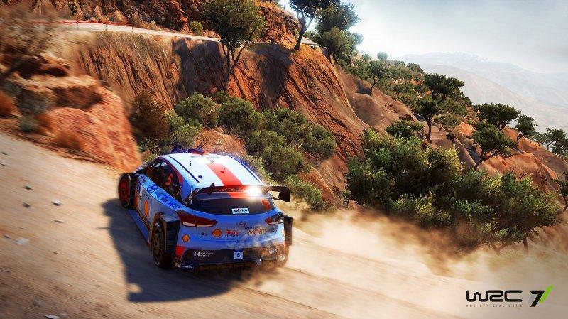 WRC 7 sarà disponibile dal 15 settembre su PC, PlayStation 4 e Xbox One