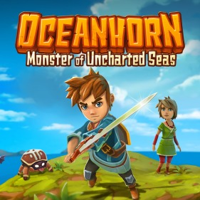 Oceanhorn: Monster of Uncharted Seas per PlayStation Vita