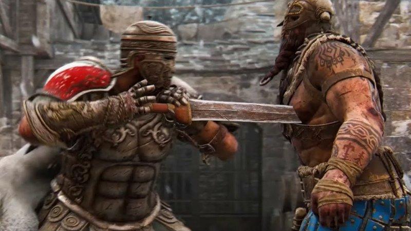 Ubisoft: la notizia della scarsa presenza di giocatori su For Honor è un fake