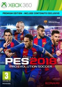 Pro Evolution Soccer 2018 (PES 2018) per Xbox 360