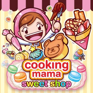 Cooking Mama: Sweet Shop per Nintendo 3DS