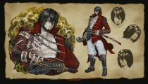 Bloodstained: Ritual of the Night - Video sul modello 3D di Zangetsu