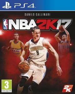 NBA 2K17 per PlayStation 4