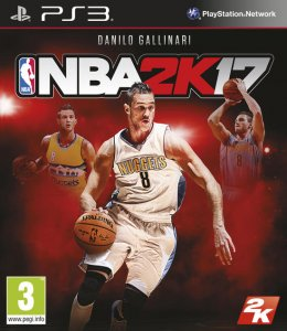 NBA 2K17 per PlayStation 3