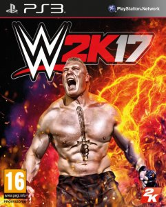 WWE 2K17 per PlayStation 3