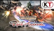 Samurai Warriors: Spirit of Sanada - Trailer di lancio