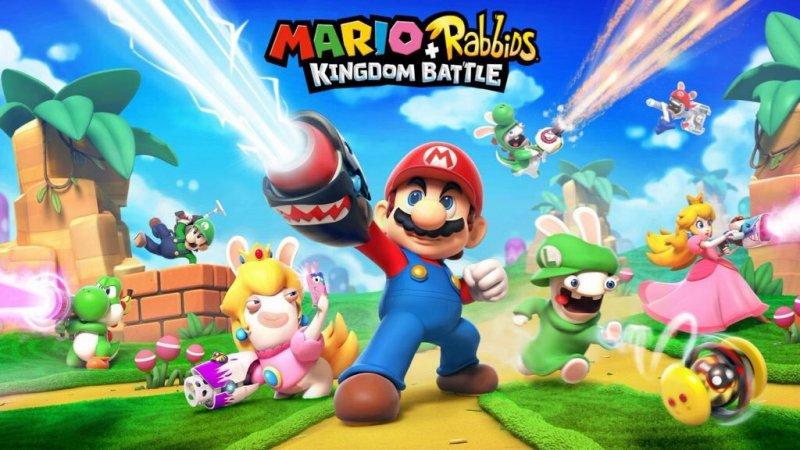 Trapela quella che potrebbe essere l'immagine principale di Mario + Rabbids Kingdom Battle