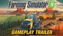 Farming Simulator 18 - Trailer del gameplay