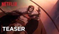 Castlevania - Teaser americano della serie animata