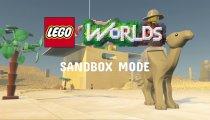 LEGO Worlds - Video su modalità Sandbox e nuovi contenuti