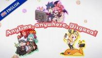 Disgaea 5 Complete — Trailer di lancio