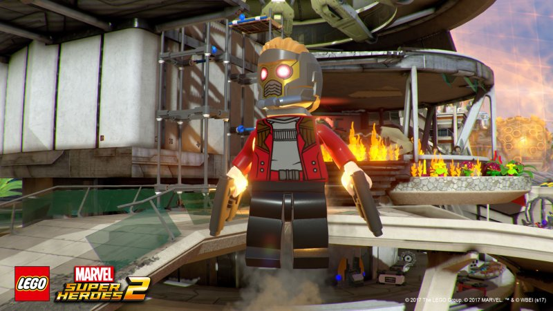LEGO Marvel Super Heroes 2 si mostra su Nintendo Switch