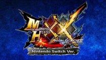 Monster Hunter XX - Il trailer della versione Nintendo Switch